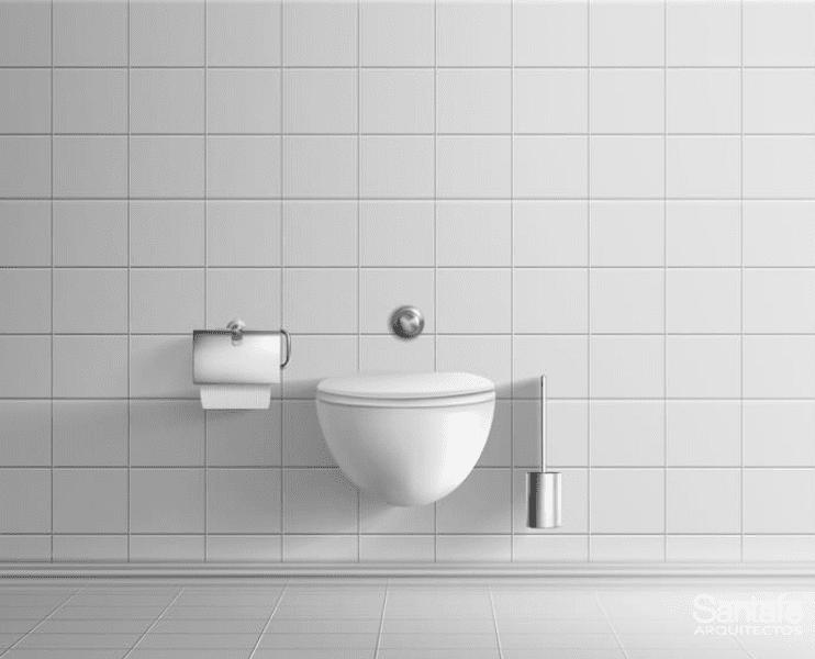 Reformas baños pequeños sanitarios